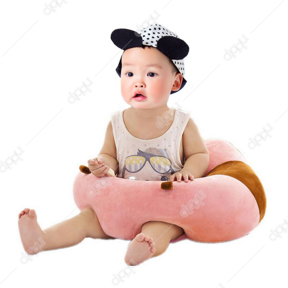 baby sitting up support sofa
