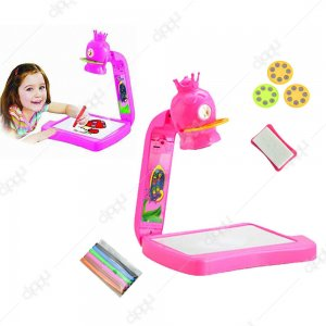 2 in 1 Projector Painting Activity Set