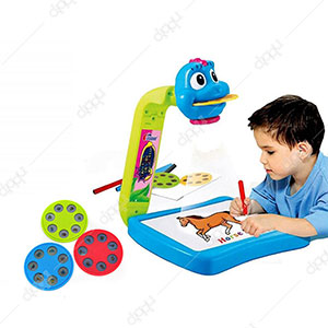 3 in 1 Projector Painting Activity Set