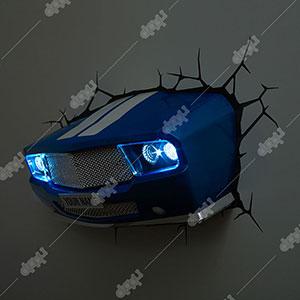 3D Classic Car Light