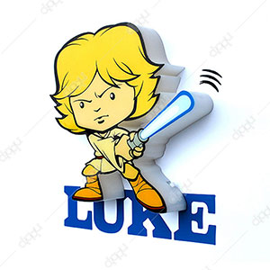 3D Light FX Episode 7 Mini Luke Light