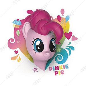 My Little Pony Pinkie Pie 3D Deco Light