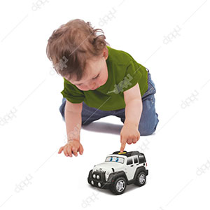 BB Junior Jeep Touch and Go Jeep Wrangler