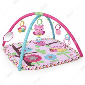 Baby Crawls Cushion Ultra Comfort Musical Gym