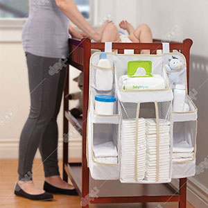 Diaper and Wipe Organizer