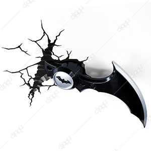 3D Light FX Batman Batarang 3D Deco Light