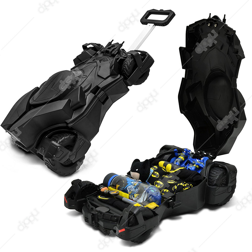Welly Batmobile - BATMAN Trolley Bags
