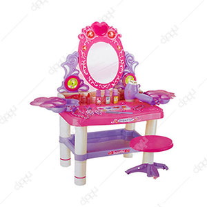 Beauty Dresser Vanity Makeup Play Set