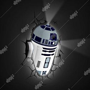 Classic Star Wars R2D2 Light