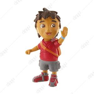 Diego Figurine