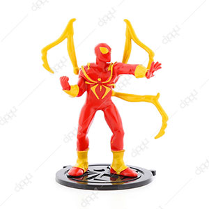 Iron Spiderman Figurine