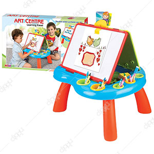Double Sided Portable Learning Easel