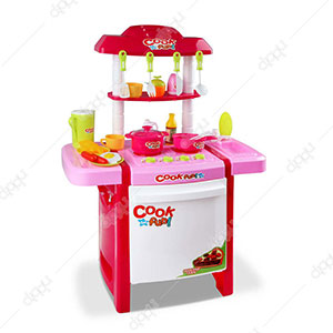 Little Chefs Kitchen Play Set