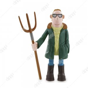 Farmer Figurine