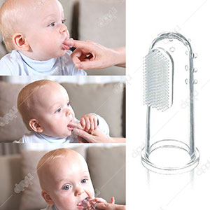 Baby Finger Toothbrush