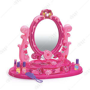 Princess Mirror With Light And Music