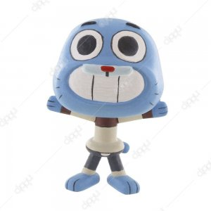 Gumball Smiling Figurine