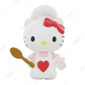 Hello Kitty Chef Figurine