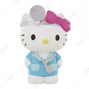 Hello Kitty Doctor Figurine