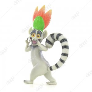 King Julien Figurine