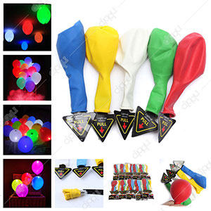 LED Balloons Night Glow Balloons