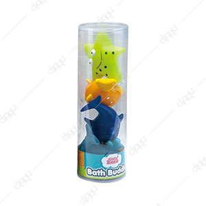Little Hero Bath Buddies Sea Animal