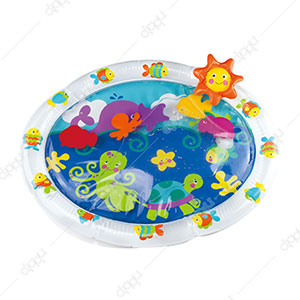 Little Hero Fun Water Mat