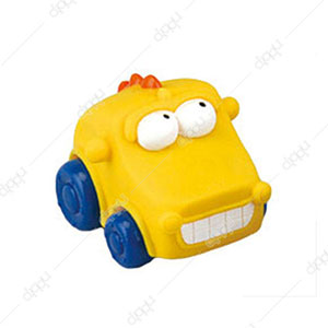 Little Hero Monster Mover Car Yellow