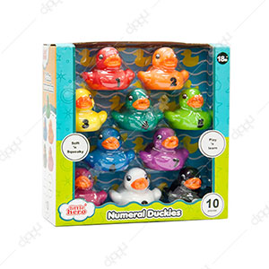 Little Hero Numeral Duckies