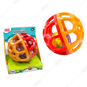 Little Hero Rattle Ball