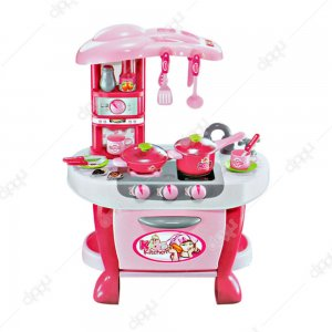 Little Chef 31 piece Kids Kitchen Set