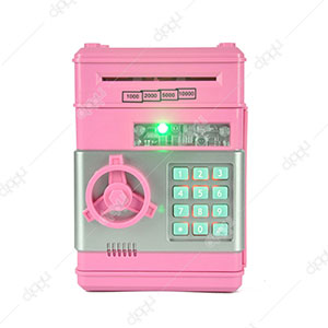 Mini Password Number Bank