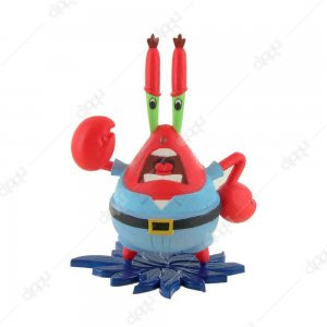 Mr. Krabs Figurine