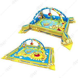 Multifunction Happy Frog Play Mat