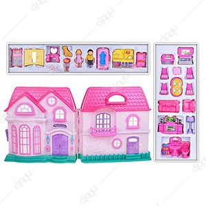 Happy Family Doll House
