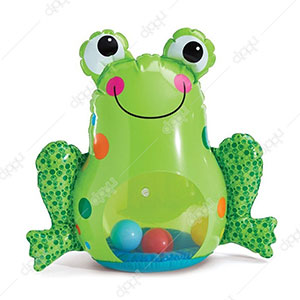 Roly Poly Frog