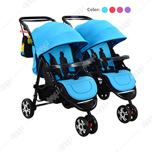 Separable Twin Stroller