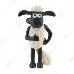 Shaun the Sheep Standing Figurine