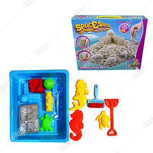 Space Sand Play Set
