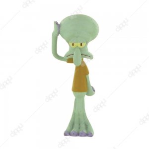 Squidward Figurine
