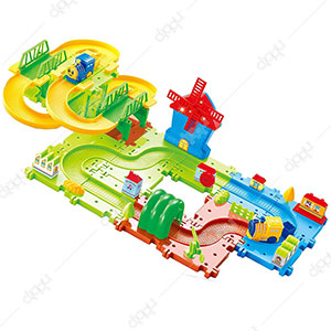 Track Happy Valley Train Set