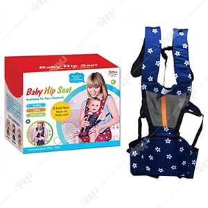 Baby Hip Seat and Carrier