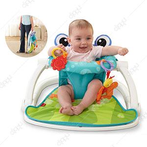 Comfy Portable Baby Floor Seat