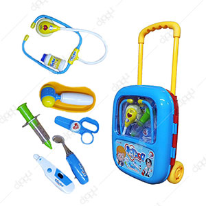 Doctor Toy Medical Kit Set