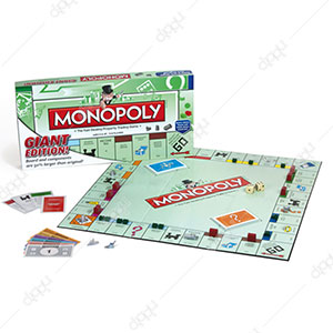 Monopoly Board Game - Giant Edition
