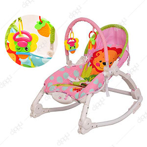 Multi functional Baby Light Rocking Chair