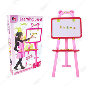 3 in 1 Learning Easel